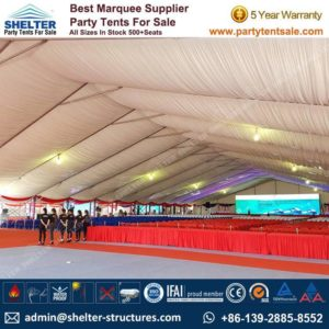 Shelter Party Tent Sale - White Event Tent - Event Marquee - Event Tent - Commercial Tent - Tent for Event - Party Tent for Sale (294)