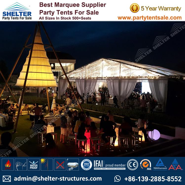 Shelter Party Tent Sale - Portable Event Tent - Event Marquee - Event Tent - Commercial Tent - Tent for Event - Party Tent for Sale (297)