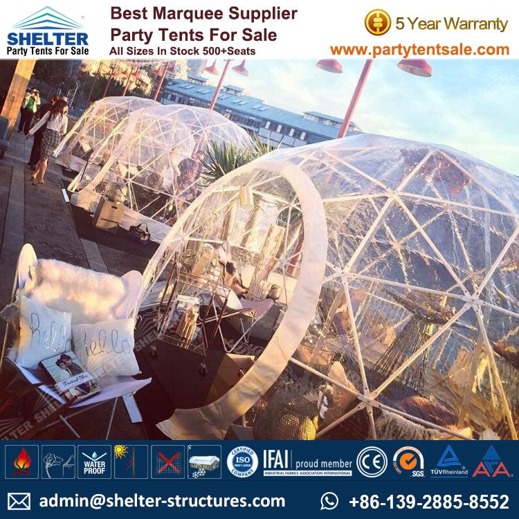 Shelter Party Tent Sale - Pop Up Dome Tent - Geodesic Dome - Dome - Dome Tent - Event Dome - Party Dome for Sale - Party Tent for Sale (50)