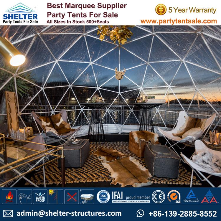 Shelter Party Tent Sale - Pop Up Dome Tent - Geodesic Dome - Dome - Dome Tent - Event Dome - Party Dome for Sale - Party Tent for Sale (52)