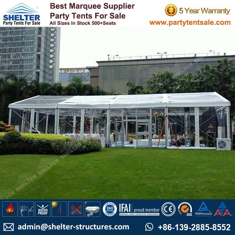 Shelter Party Tent Sale - 10 by 20 Tent -  Party Tent - Party Marquee - Wedding Marquee - Tent for Wedding - Reception Tent - Party Tent for Sale (158)