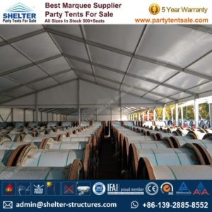 Shelter Party Tent Sale - Temporary Outside Storage - Warehouse Tent - Storage Tent - Tent for Storage - Temporary Structure - Party Tent for Sale (28)