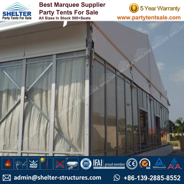 Shelter Party Tent Sale - Tent for Outside Party - 20x40m Party Marquee - Reception Tent - Wedding Marquee - Outdoor Marquee - Party Tent for Sale (3)