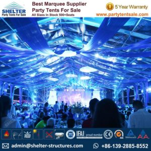 Shelter Tent-Event Tents For Sale-Wedding Marquees-Party Tents-Clear span structures-Storage Tent 10-60m 744