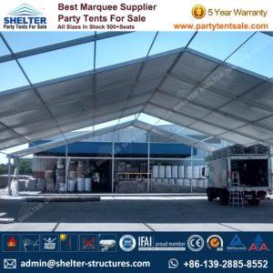 Storage Tent Australia - Shelter Party Tent Sale - Warehouse Tent - Storage Tent - Tent for Storage - Temporary Structure - Party Tent for Sale (7)